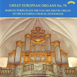 Great European Organs no. 70