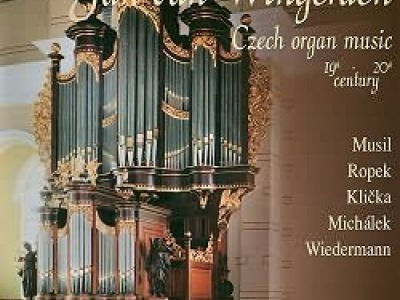 Jan van Wingerden, Czech Organ Music of the 19th - 20th Century